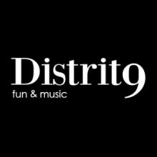 Distrito 9 - Diseño corporativo para local de Bilbao. Un proyecto de Diseño, Publicidad e Instalaciones de Hugo Tobío - 22.01.2012