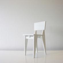 Diseño de Silla. A Furniture Design project by Verónica Seco Fernández - 01.26.2014