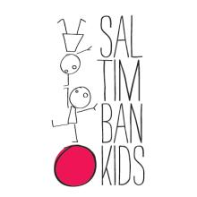 SALTIMBANKIDS Identidad corporativa, diseño web, look & feel. A Design, Illustration, Art Direction, Br, ing, Identit, and Graphic Design project by Chema Diéguez Ramírez - 01.27.2014