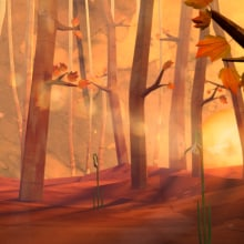 3D & Compositing. A 3D, and Animation project by Isabel Moreno Cabrera - 10.09.2013
