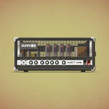 Legendary Amps. Um projeto de Ilustração de David Caramés - 30.01.2014