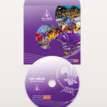 CD Centenario Scout. Un proyecto de Br, ing e Identidad y Diseño de Laura de la Cruz Martínez - 11.02.2014