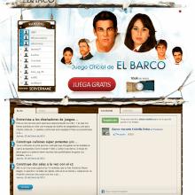 Creación contenido transmedia El Barco Antena3. Un proyecto de Cine, vídeo, televisión, Marketing y Multimedia de Laura de la Cruz Martínez - 11.02.2014