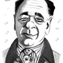 Caricaturas. Un proyecto de Ilustración de Cristina Castro Santiago - 19.02.2014