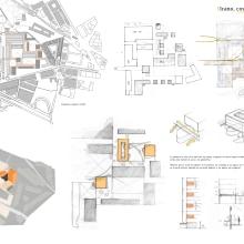 Conjunto residencial + Co-Working en Quart de Poblet, Valencia. A Architecture project by Germán Valle - 07.09.2013