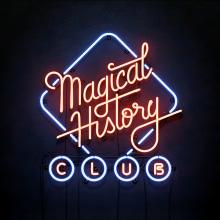 Magical History Club. Um projeto de Design, Ilustração, 3D e Design gráfico de Edu Torres - 05.03.2014