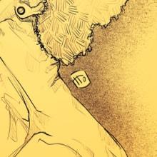Post-its. Un proyecto de Ilustración de Otto R. - 08.03.2014