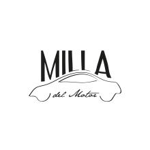 Villa del motor (logotipo). Um projeto de Br e ing e Identidade de Patricia PHP - 09.03.2014