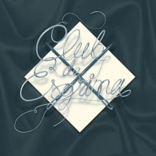 CDE. A Graphic Design & Illustration project by Nicolás Gallardo - 03.10.2014