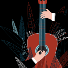 Pedro Jóia - Cartel. A Illustration project by ana seixas - 02.28.2014