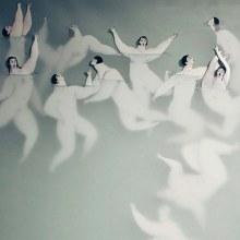 En el agua (Dones d'aigua II). Un proyecto de Ilustración y Bellas Artes de Sonia Alins Miguel - 17.03.2014