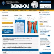 xHTML + CSS + PHP + MySQL + CMS (Gestor de Contenidos) + jQuery - Revista Semes. A Web Development project by Francisco Javier Martínez Pardillo - 06.09.2013