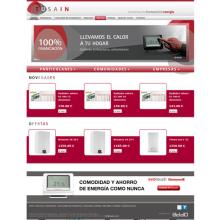 PHP + MySQL + CMS (Gestor de Contenidos) - Tusain. A Web Development project by Francisco Javier Martínez Pardillo - 11.12.2013