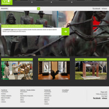xHTML + CSS + jQuery + PHP + MySQL + CMS (Gestor de Contenidos) - Capa Esculturas. A Web Development project by Francisco Javier Martínez Pardillo - 10.15.2013