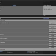 PHP + MySQL + CMS (Gestor de Contenidos) + Lux Fine. A Web Development project by Francisco Javier Martínez Pardillo - 01.13.2014