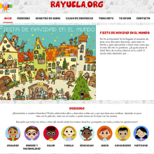 xHTML + CSS + jQuery + PHP + CMS (Gestor de Contenidos) - Rayuela. A Web Development project by Francisco Javier Martínez Pardillo - 03.25.2014