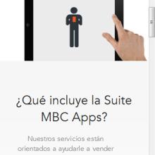 Responsive Design + CSS + xHTML - MBC Apps. A Web Development project by Francisco Javier Martínez Pardillo - 11.27.2013