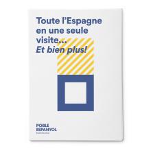 Poble Espanyol Barcelona. Um projeto de Ilustração, Design editorial e Design gráfico de Atipus - 24.09.2012
