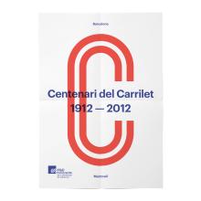 Centenario Carrilet. Um projeto de Design de Atipus - 24.09.2012
