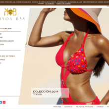 xHTML + CSS + jQuery + PHP + CMS (Gestor de Contenidos) - Kayoa Bay. A Web Development project by Francisco Javier Martínez Pardillo - 03.22.2014