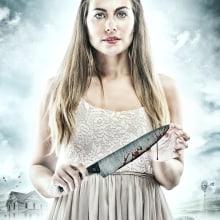 Terror movie poster. Um projeto de Publicidade, Fotografia e Pós-produção de Peter Porta - 31.03.2014