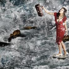 Into the water. Um projeto de Publicidade, Fotografia e Pós-produção de Peter Porta - 31.03.2014