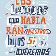 Yorokobu. Un proyecto de Ilustración y Tipografía de Sergio Jiménez - 01.10.2012