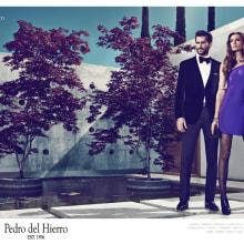 Pedro del Hierro. Um projeto de Fotografia, Moda e Publicidade de Enri Mür Management - 02.04.2014