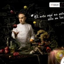 España. Um projeto de Publicidade, Fotografia, Br, ing e Identidade, Culinária e Marketing de Enri Mür Management - 01.04.2014
