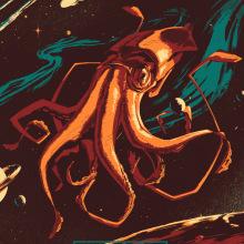 LMDO Poster. Um projeto de Ilustração e Design gráfico de Juan Esteban Rodríguez - 13.04.2014