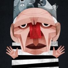 Gente. A Illustration, Editorial Design, and Graphic Design project by Nicolás Aznárez - 04.22.2014