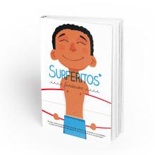 Branding - Surferitos. Un proyecto de Ilustración, Br e ing e Identidad de Alejandro Bernatzky - 05.05.2014