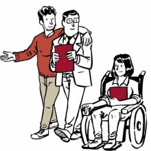 Fundación ONCE - Por Talento vídeo. Un proyecto de Ilustración, Motion Graphics y Animación de Hugo Tobío - 08.05.2014