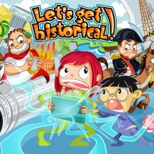 Let's get historical! (Educational App). Un proyecto de Diseño de juegos de Jorge de Juan - 15.11.2014