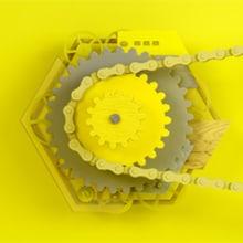 THINK+DESIGN=TOORMIX. Um projeto de 3D, Animação e Design gráfico de noelia lozano cardanha - 22.05.2014