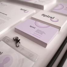 Spiral Startups. Um projeto de Design, Br e ing e Identidade de Xana Morales - 22.02.2012