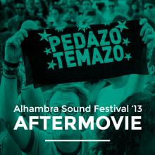 Alhambra Sound Festival - AfterMovie y reportaje gráfico. Un proyecto de Cine, vídeo, televisión, Eventos y Postproducción de Juan Megías Alonso - 20.09.2013