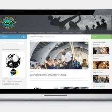 Capoeira Canigó. Un proyecto de Fotografía, Diseño Web y Desarrollo Web de laKarulina - 24.05.2014