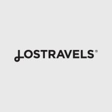 Lostravels. Un proyecto de Diseño gráfico, Br e ing e Identidad de Bisgràfic - 02.06.2014