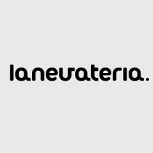 La Nevateria. Un proyecto de Diseño gráfico, Br e ing e Identidad de Bisgràfic - 02.06.2014