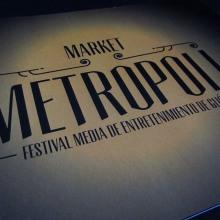 Metrópoli. Un proyecto de Diseño, Publicidad, Instalaciones, Diseño de muebles, Arquitectura interior y Diseño de interiores de Alejandro Mazuelas Kamiruaga - 19.05.2014