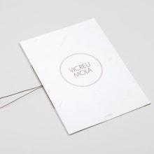 Vicreu mola. Un proyecto de Diseño editorial de Bisgràfic - 09.06.2014