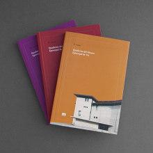 Quaderns del MEV. Un proyecto de Diseño editorial de Bisgràfic - 09.06.2014