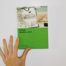 A Roda, dissabte, a les 6. Un proyecto de Diseño editorial de Bisgràfic - 09.06.2014