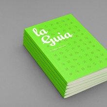 La Guia. Un proyecto de Diseño editorial de Bisgràfic - 09.06.2014