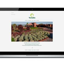gardentortades.com. Un proyecto de Diseño Web de Bisgràfic - 09.06.2014