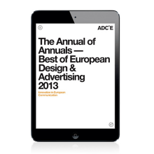 The Annual of Annuals 13 - ADCE. Un proyecto de Diseño editorial de Bisgràfic - 09.06.2014