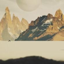 """Videoclip """"Air Review - Young"""".. Un proyecto de Motion Graphics, Cine, vídeo, televisión y Animación de Joseba Elorza - 06.05.2014"""