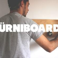 Furniboard. A Design, Photograph, Crafts, and Furniture Design project by Jaime Borja Pinar - 06.23.2014