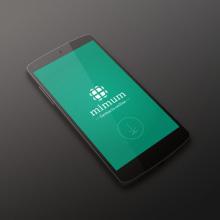 Mimum - Diseño de Imagen Corporativa. Un proyecto de Diseño, Br, ing e Identidad, Consultoría creativa y Diseño gráfico de Juan Megías Alonso - 23.01.2014